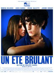 Un été brûlant - Poster - France
