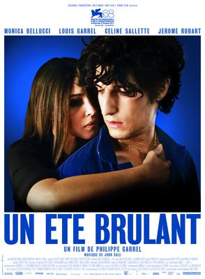 A Burning Hot Summer - Poster - France