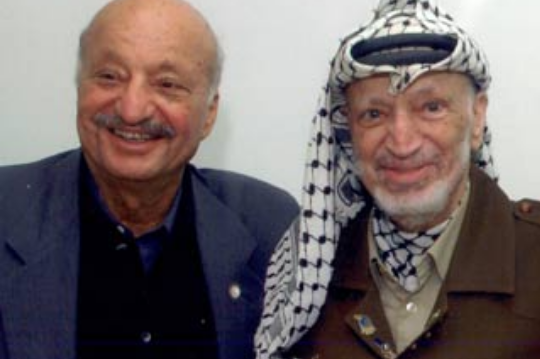 Arafat, mon frère
