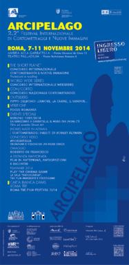 Festival Internacional de Cortometrajes y Nuevas Imágenes de Roma (Arcipelago) - 2014