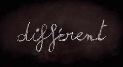 Différent