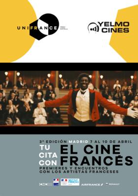 Tu Cita con el Cine Francés - 2016