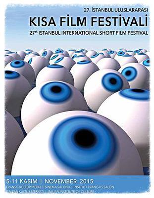 Festival Internacional de Cortometrajes de Estambul  - 2015