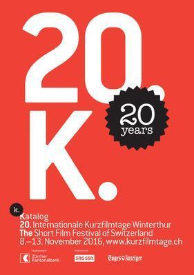 Festival international du court-métrage de Winterthur  - 2016