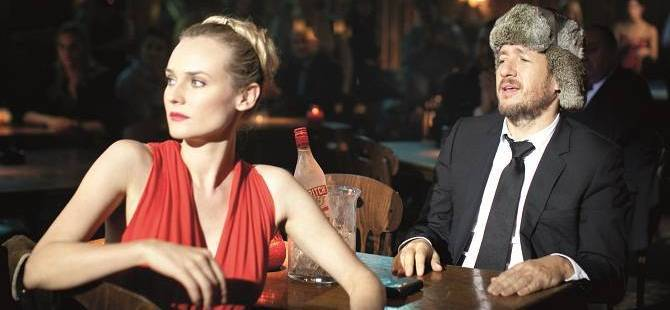 B. O. for French films abroad: Week of April 5-11, 2013 - © Dr