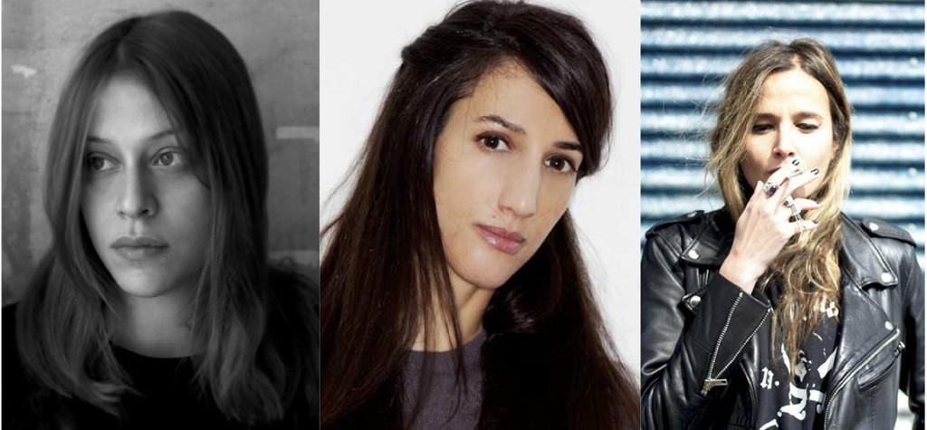The Alice Initiative supports Alice Winocour, Deniz Gamze Ergüven & Julia Ducournau
