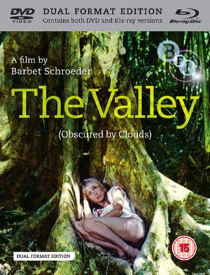 The Valley (Obscured by Clouds) - DVD Royaume-Uni