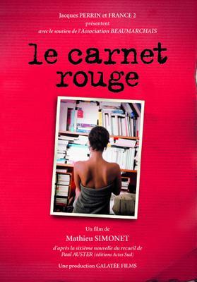 Le Carnet rouge - © Graphiste: Philippe Laurent/Photo: Cesar