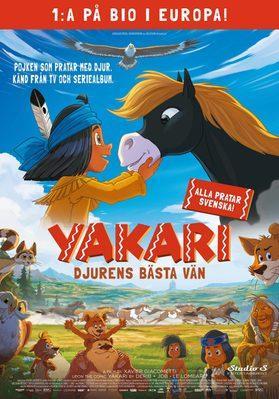 Yakari, A Spectacular Journey - Sweden