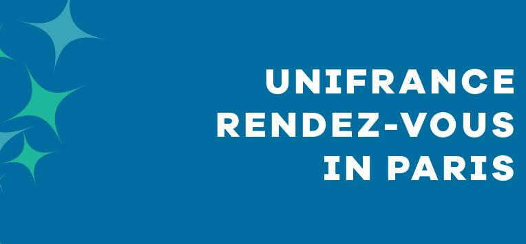 UniFrance announces the dates and an enlarged format for its 24th Rendez-vous in Paris