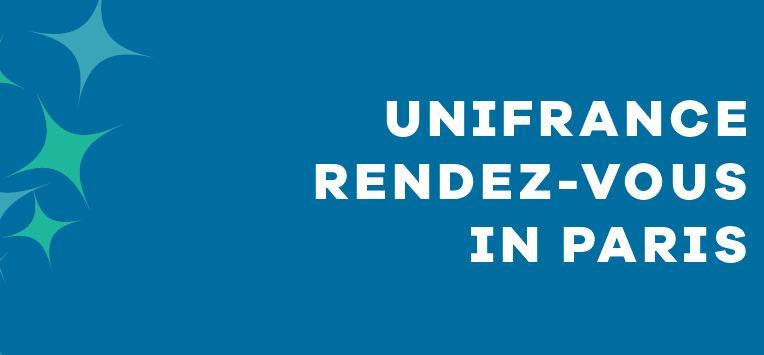 UniFrance anuncia las fechas del 23° Rendez-vous de UniFrance en París, con un formato ampliado