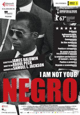 Je ne suis pas votre Nègre - Poster - Italy