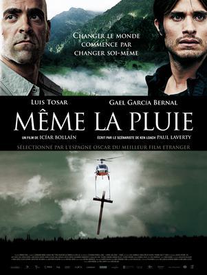 También la lluvia - Poster - France