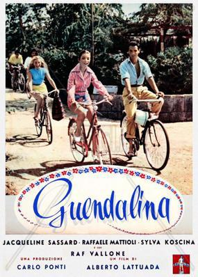 Guendalina - Poster - Italie