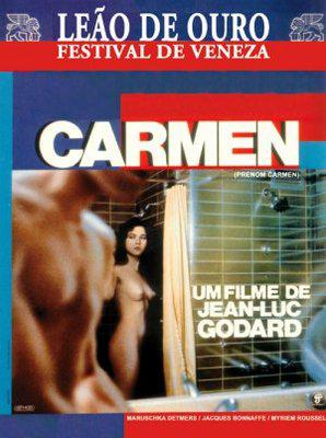 First Name: Carmen - Poster Brésil
