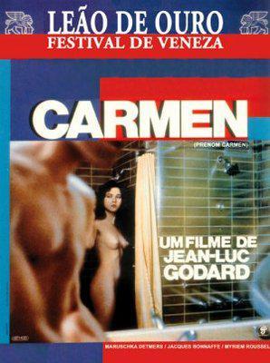 First Name: Carmen - Poster Brésil