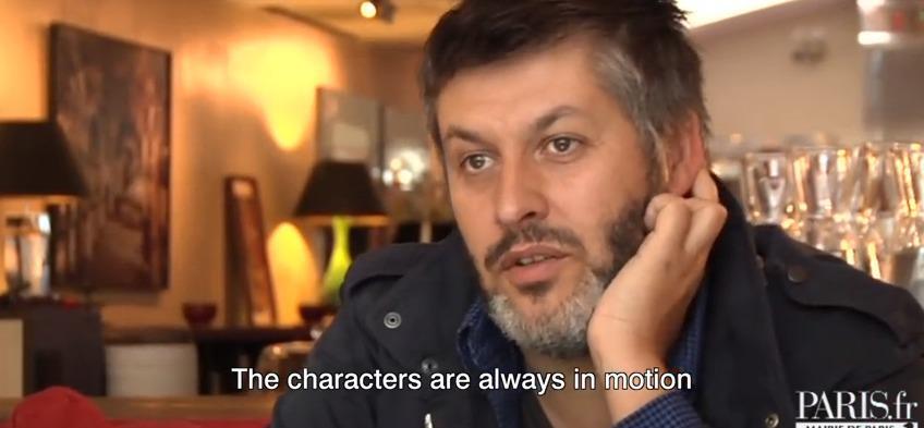 Christophe Honoré evoca Les Bien-Aimés