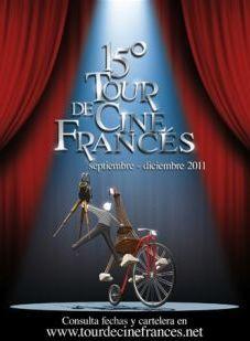 Tour de Cine Francés - 2011