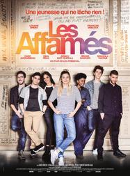 Les Affamés - Poster - France
