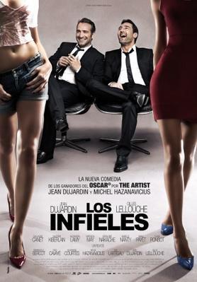Les Infidèles - Poster - Spain
