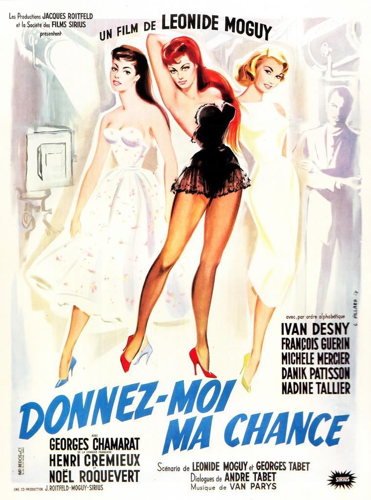Les Productions Léonide Moguy