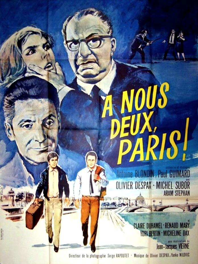 À nous deux, Paris !