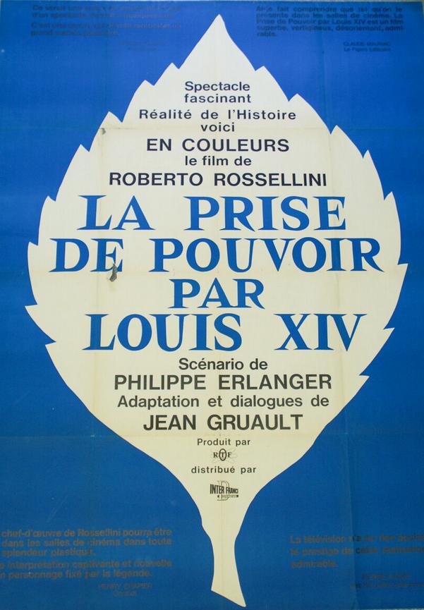 La Toma del poder por parte de Luis XIV