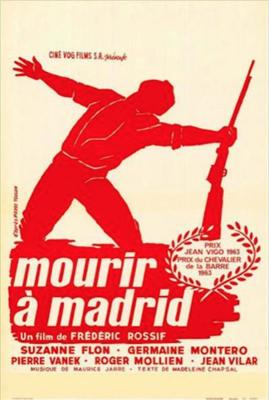 Mourir à Madrid - Belgium
