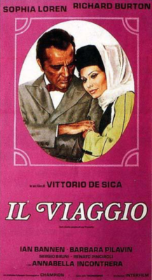 The Voyage - Poster Italie