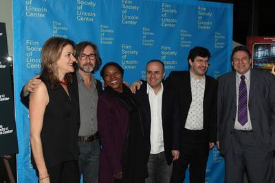 Ola de cine francés en Nueva York - Une partie de la délégation - © Emile Dubuisson / Unifrance
