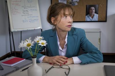 Isabelle Huppert - © Ricardo Vaz Palma