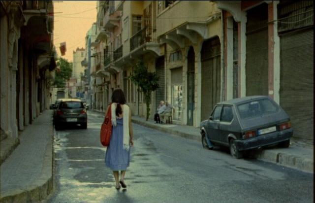 Je n'ai pas vu la guerre à Beyrouth