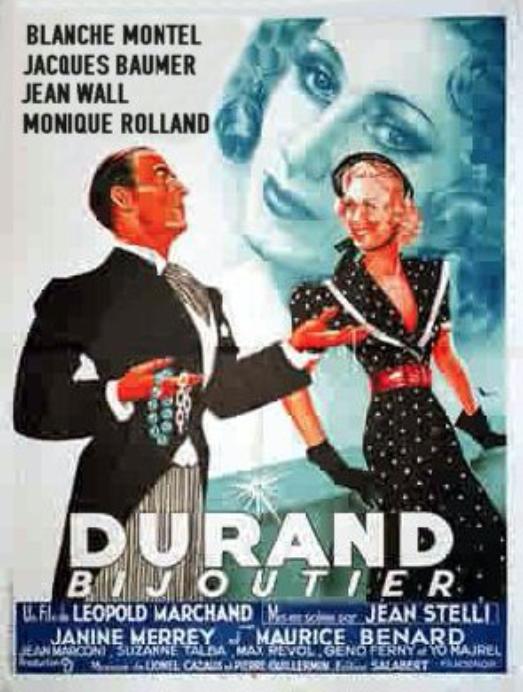 Durand bijoutier