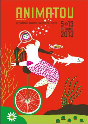 Festival Internacional de Cine de Animación de Ginebra (Animatou)  - 2013