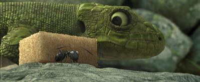 Minuscule: Valley of the Lost Ants - © Mmxiii-Futurikon Films-Entre Chien et Loup-Nozon Paris-Nozon Sprl