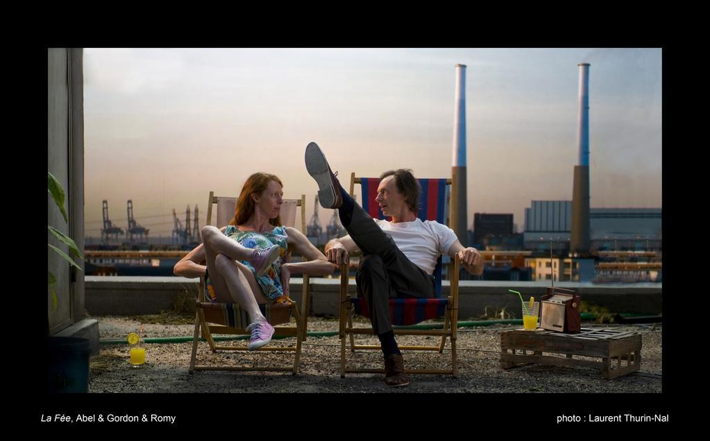Festival du Film d'Istanbul - 2012 - © Laurent Thurin-Nal