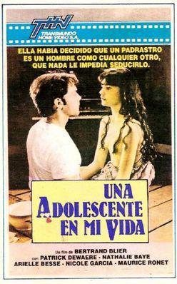 Beau Père - Poster Argentine
