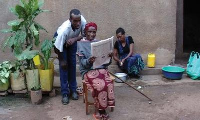 Apres un voyage dans le Rwanda / 仮題:ルワンダへの旅の後で