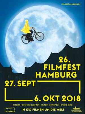 Filmfest Hamburg - Festival International de Hambourg - 2018