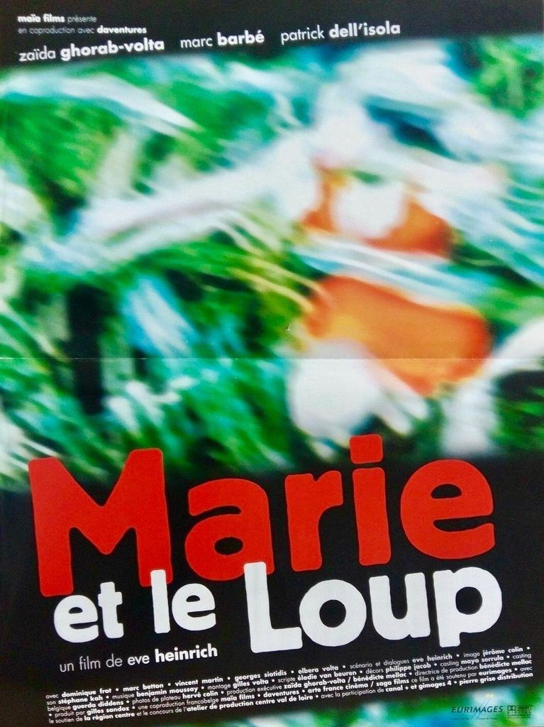 Marie et le loup / 仮題:マリーと狼