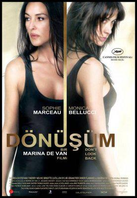 Don't look back - Affiche Turquie