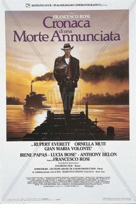 Crónica de una muerte anunciada - Poster - Italy