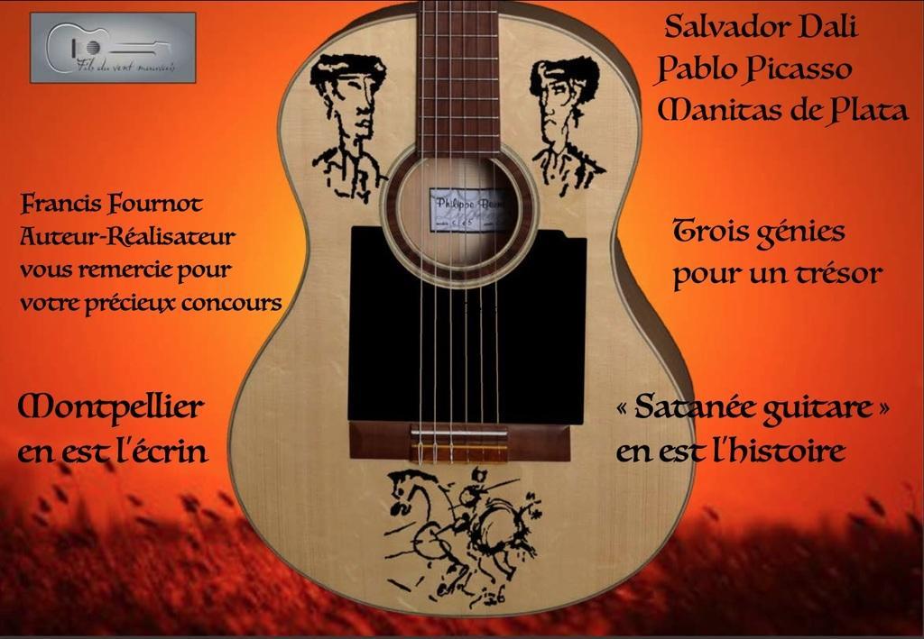 Satanée Guitare