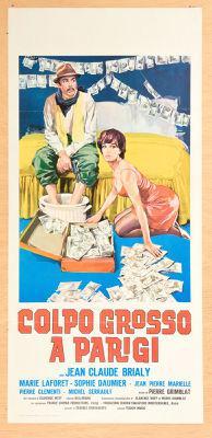 La Chica de los cien millones - Poster Italie