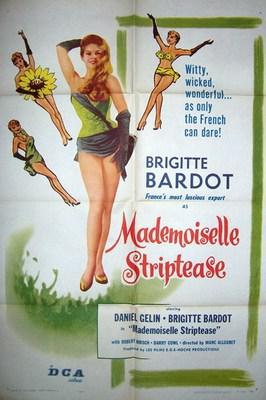 Shedding Petals / Mademoiselle Strip-Tease / Plucking the Daisy - Poster Etats-Unis 2