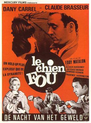 Le Chien fou - Poster Belgique