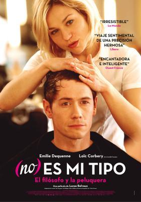 Pas son genre - Poster - Spain