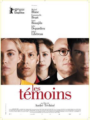 Les Témoins - Poster - France