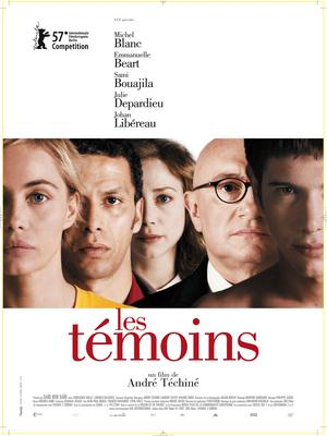 The Witnesses - Poster - France