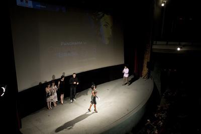 Le 1er Panorama du cinema français au Brésil